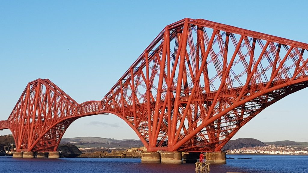Forth Bridge 7